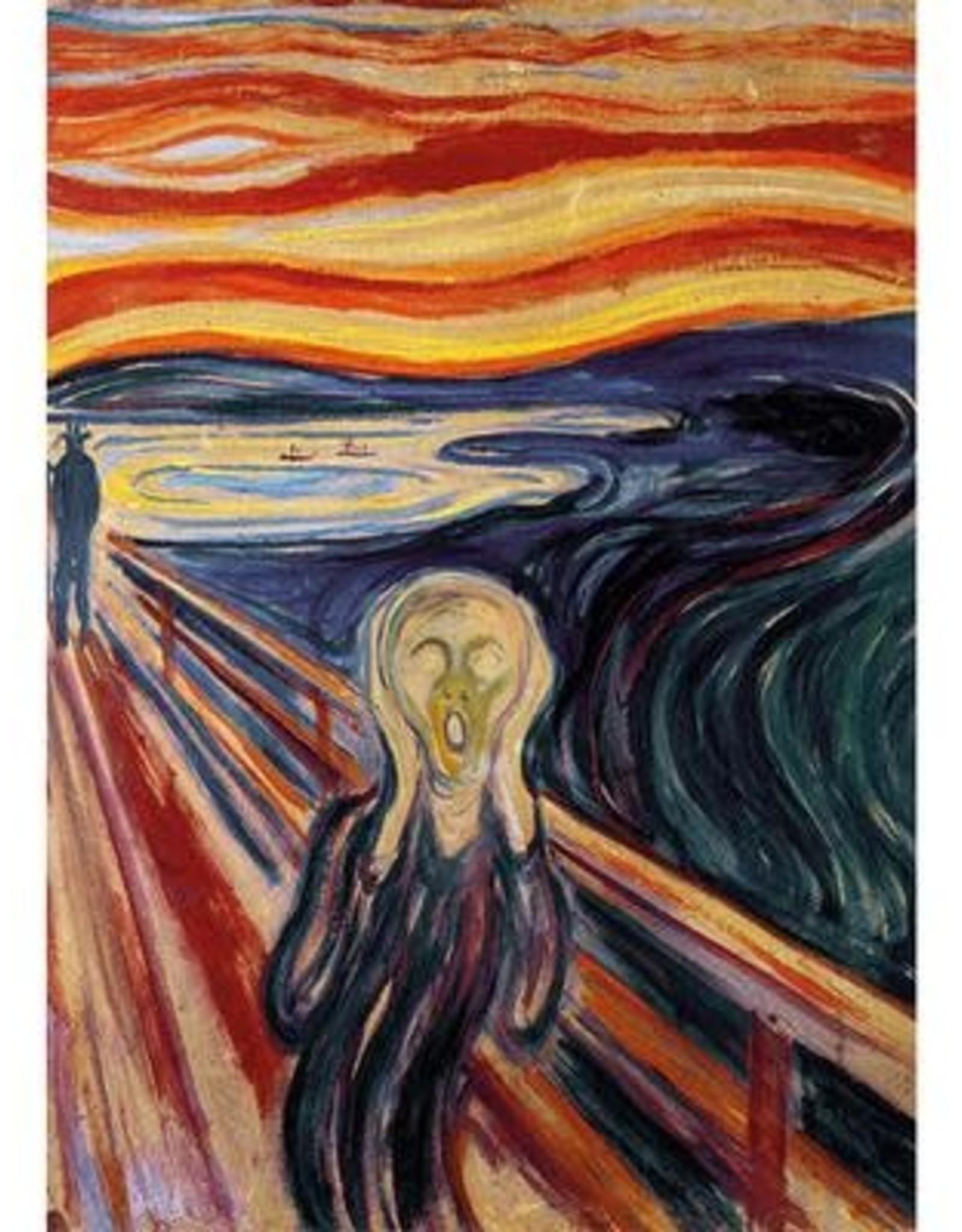 Piatnik Munch - The Scream 1000pc