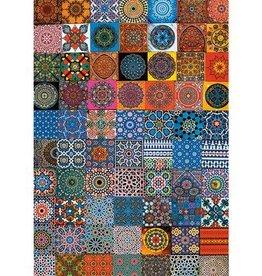 Piatnik Colorful Fridge Magnets 1000pc