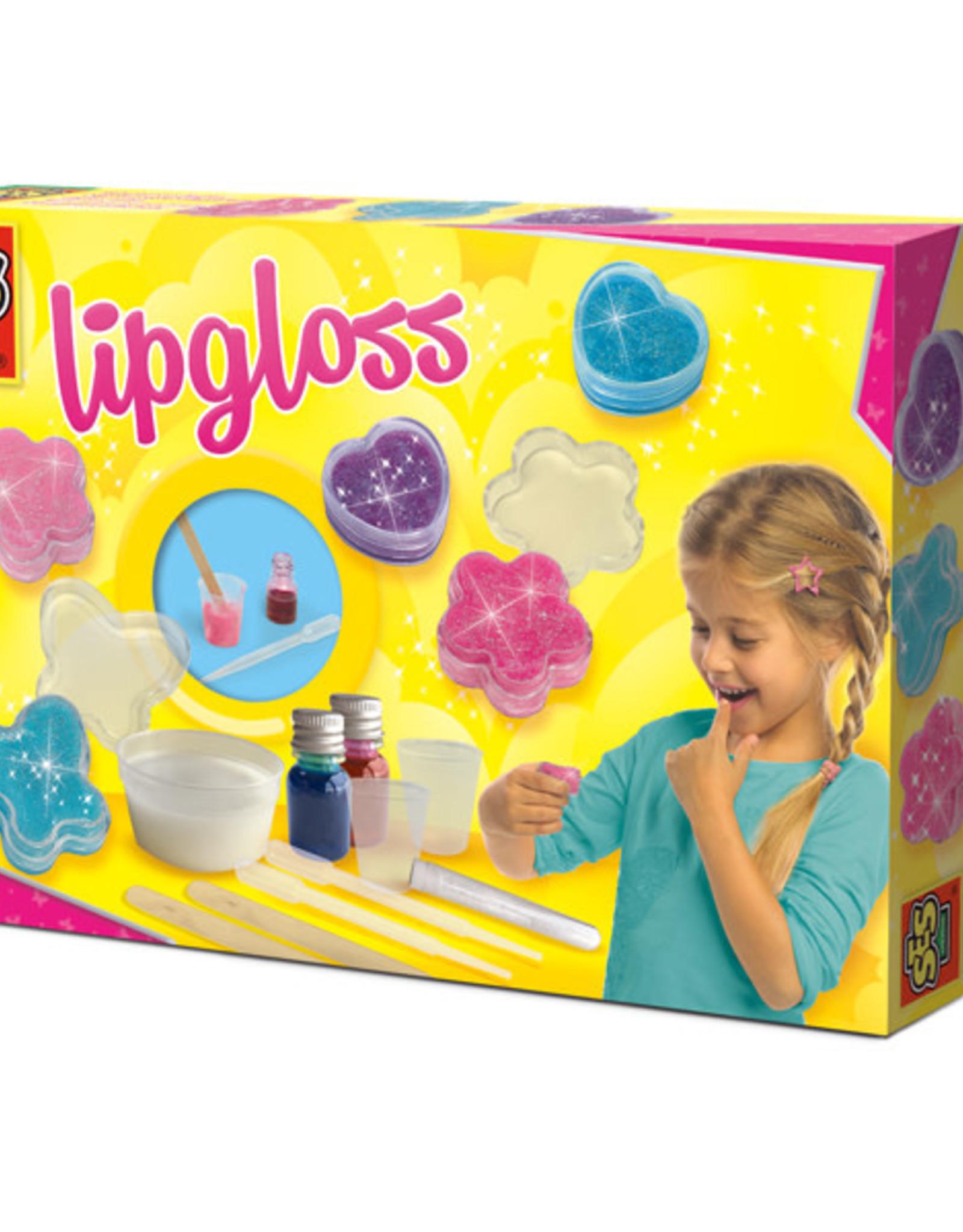SES Make Your Own Lip Gloss