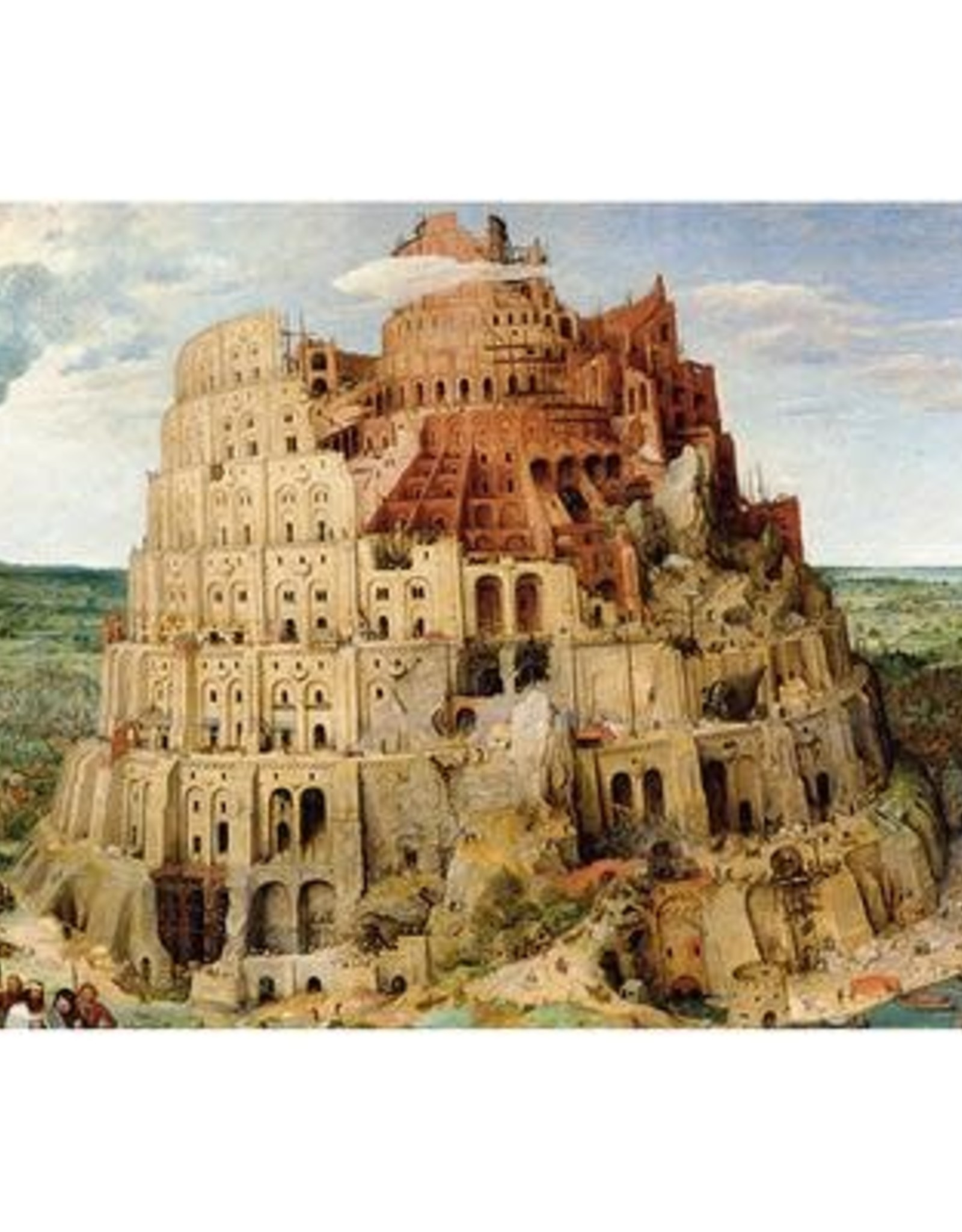 Piatnik Tower of Babel, 1563 1000pc
