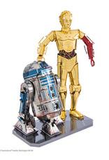 MetalEarth M. Earth, Gift Box-S. Wars R2- D2 & C-3PO