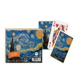 Piatnik Double Deck Playing Cards - Starry Night