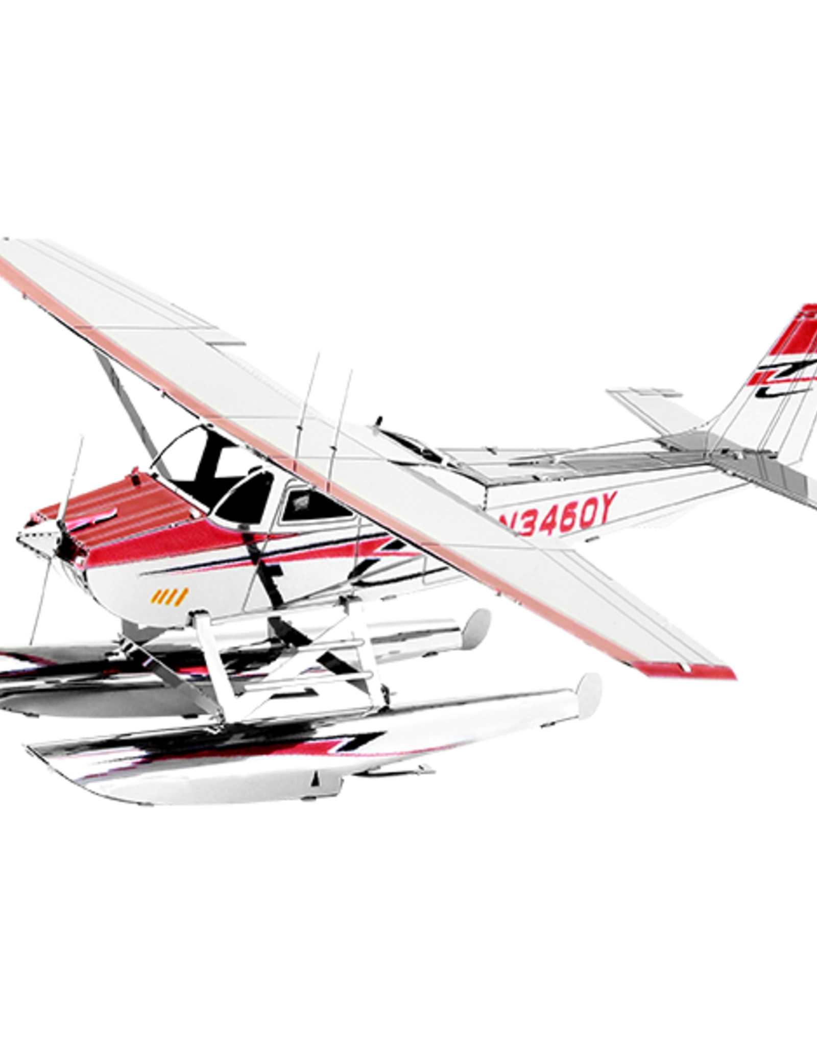 MetalEarth M.E., Cessna 182 Floatplane