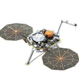 MetalEarth InSight Mars Lander, 2 sheets