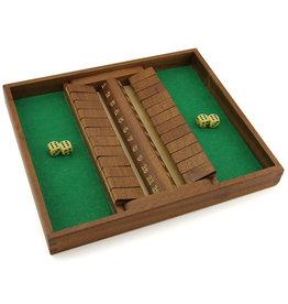 Mind Matters Shut the box, 4 pcs dice