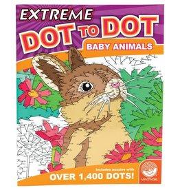 MindWare Extreme Dot to Dot: Baby Animals