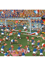 Piatnik Football, Ruyer 1000pc