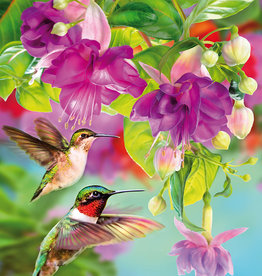 Piatnik Hummingbirds 1000pc