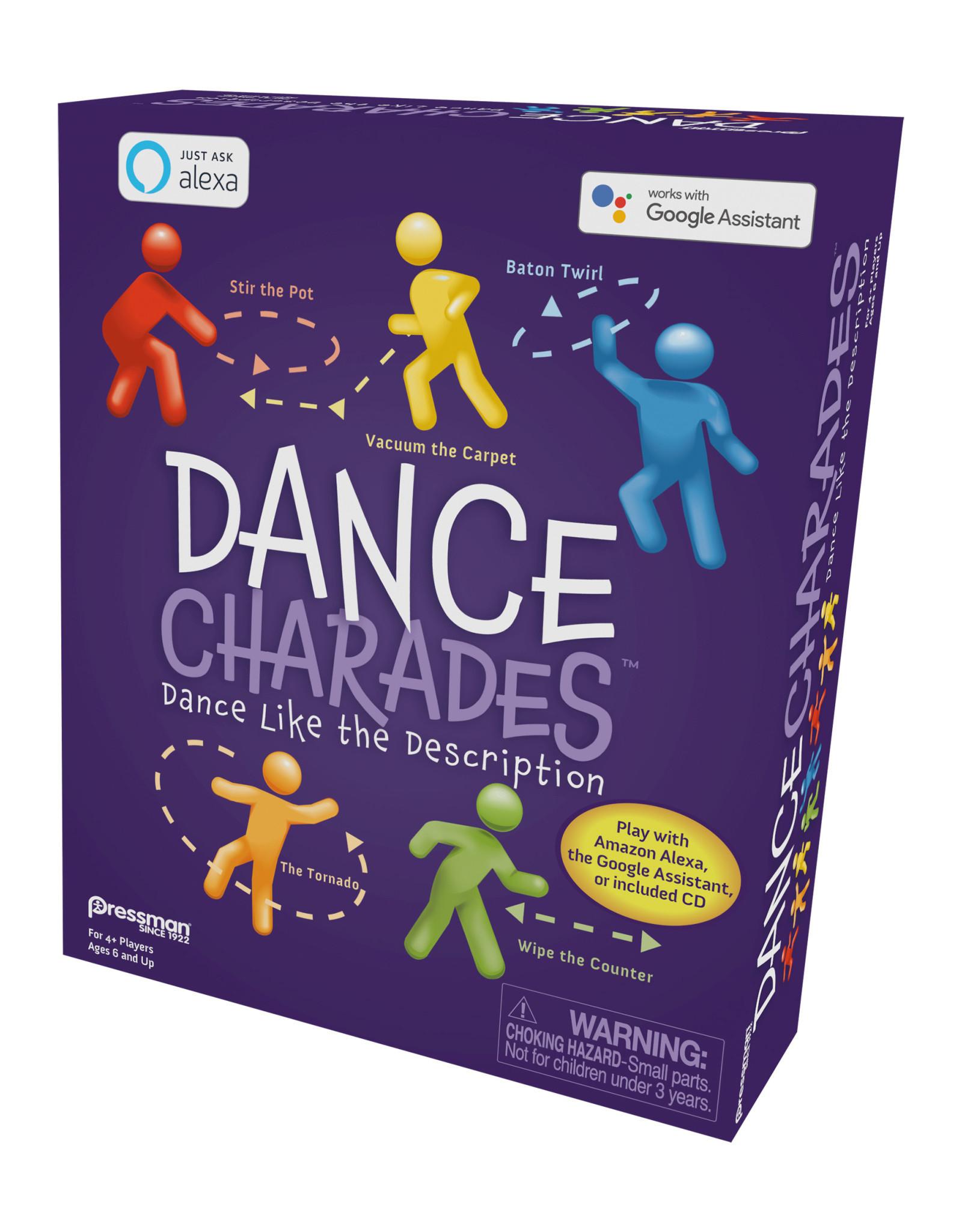 Pressman Dance Charades