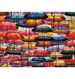 Piatnik Colorful Umbrellas 1000pc