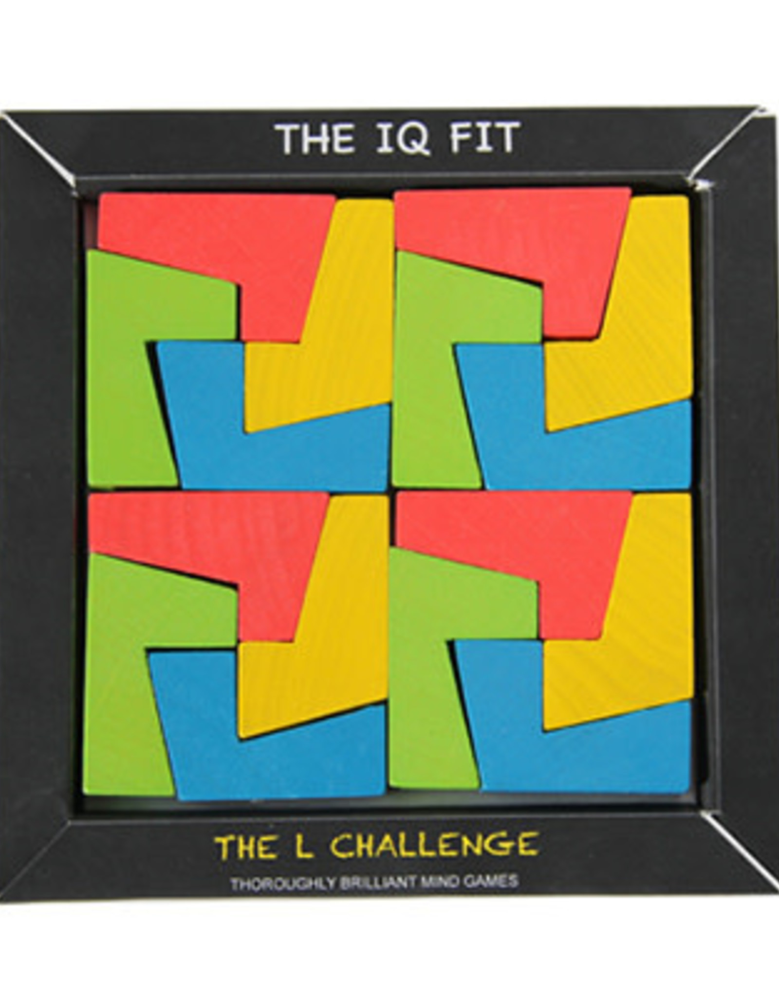 Autruche IQ - The L Challenge