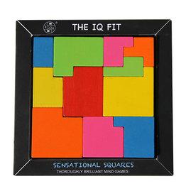 Autruche IQ - Sensational Squares