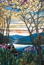 Piatnik Tiffany Magnolias & Irises, 1000pc