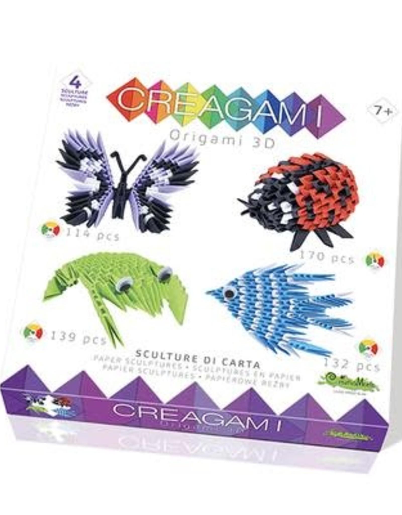 Creagami Creagami-Kit of 4 555pc