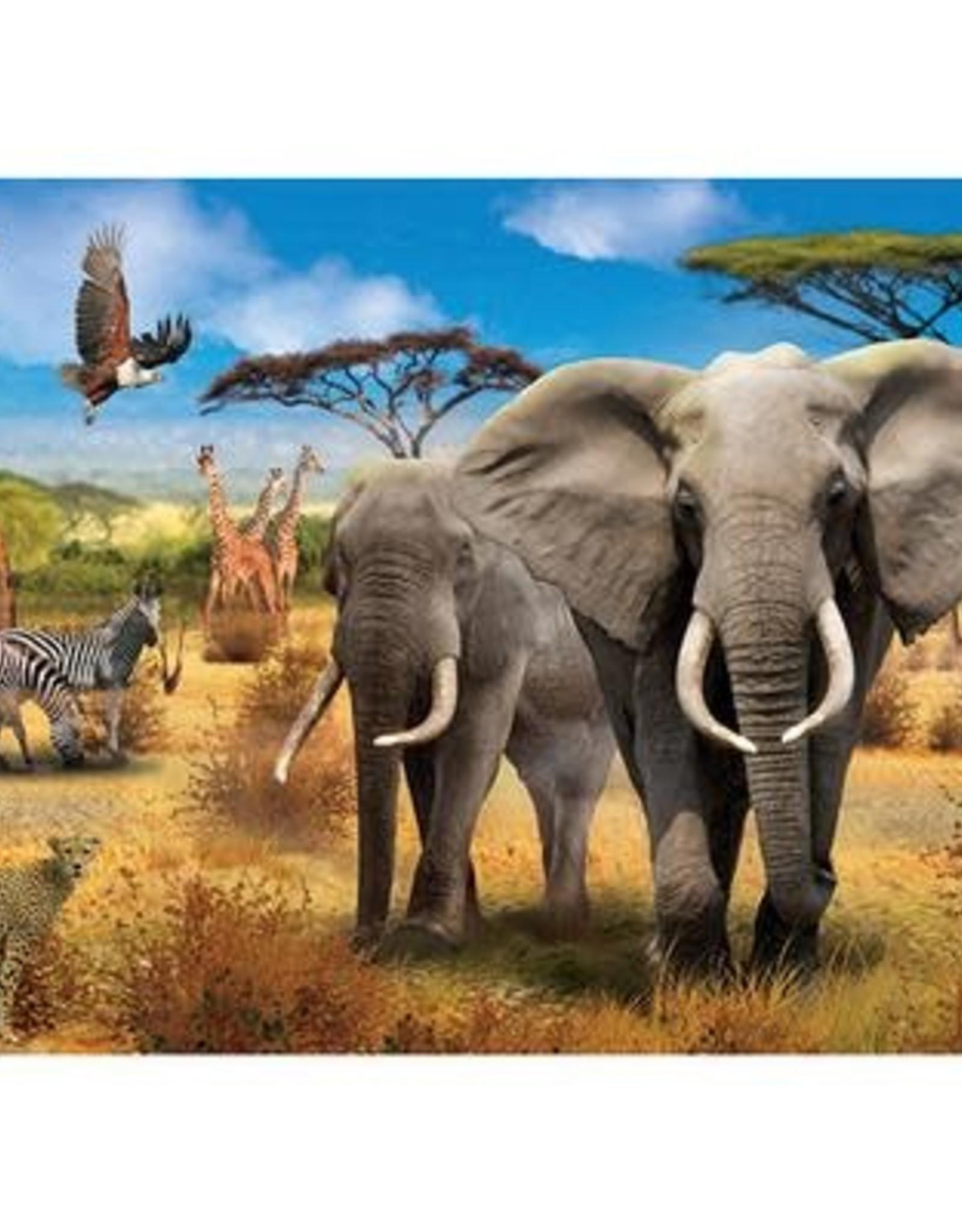 Jumbo African Savannah 500pc