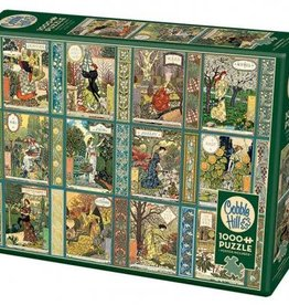 Cobble Hill Jardiniere: A Gardener's Calendar 1000pc