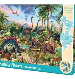 Cobble Hill Prehistoric Party (Family)
