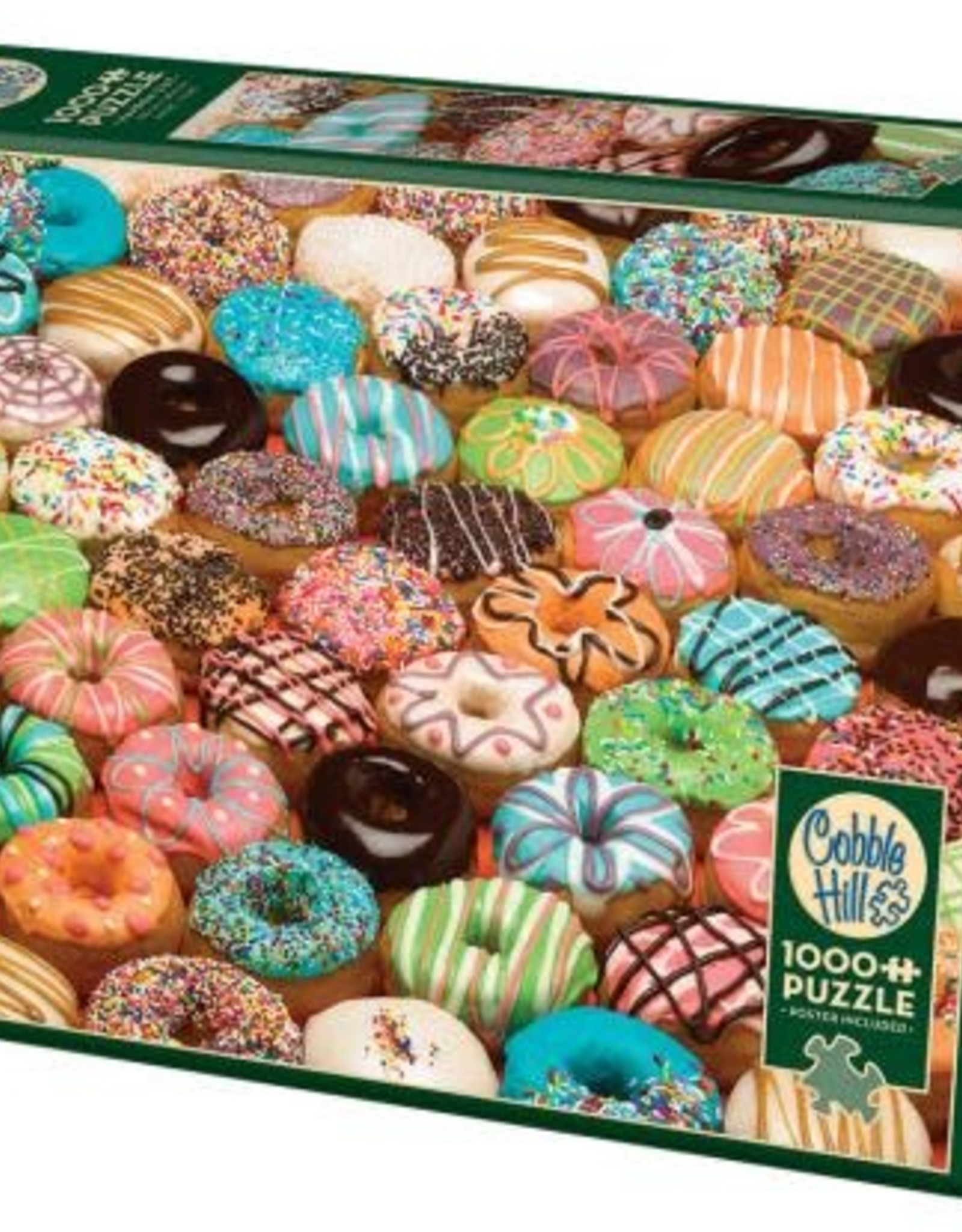 Cobble Hill Doughnuts 1000pc