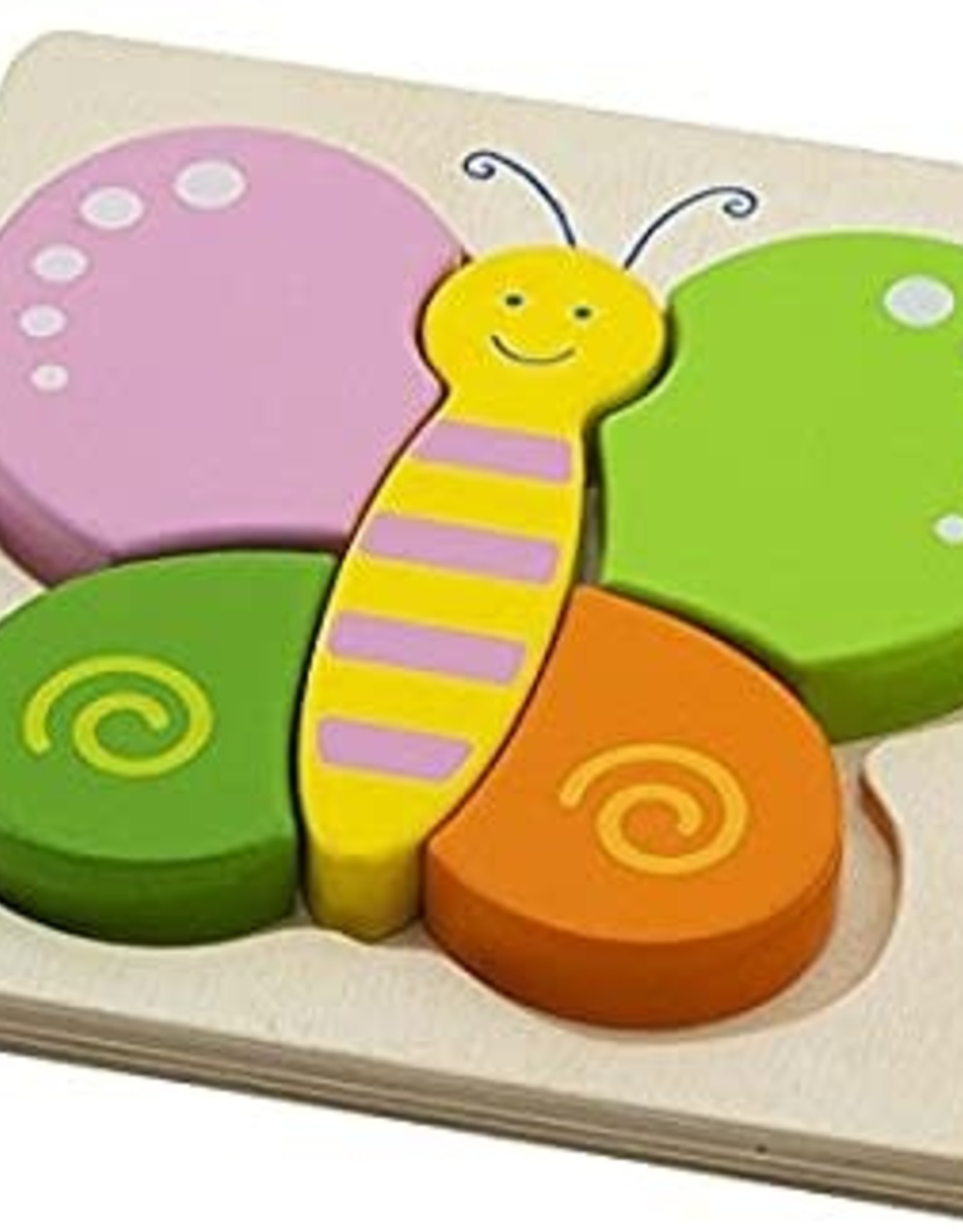 Viga BLOCK PUZZLE - BUTTERFLY