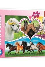 Trefl BEAUTIFUL HORSES 200pc