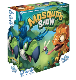 Bruno Cathala Mosquito Show
