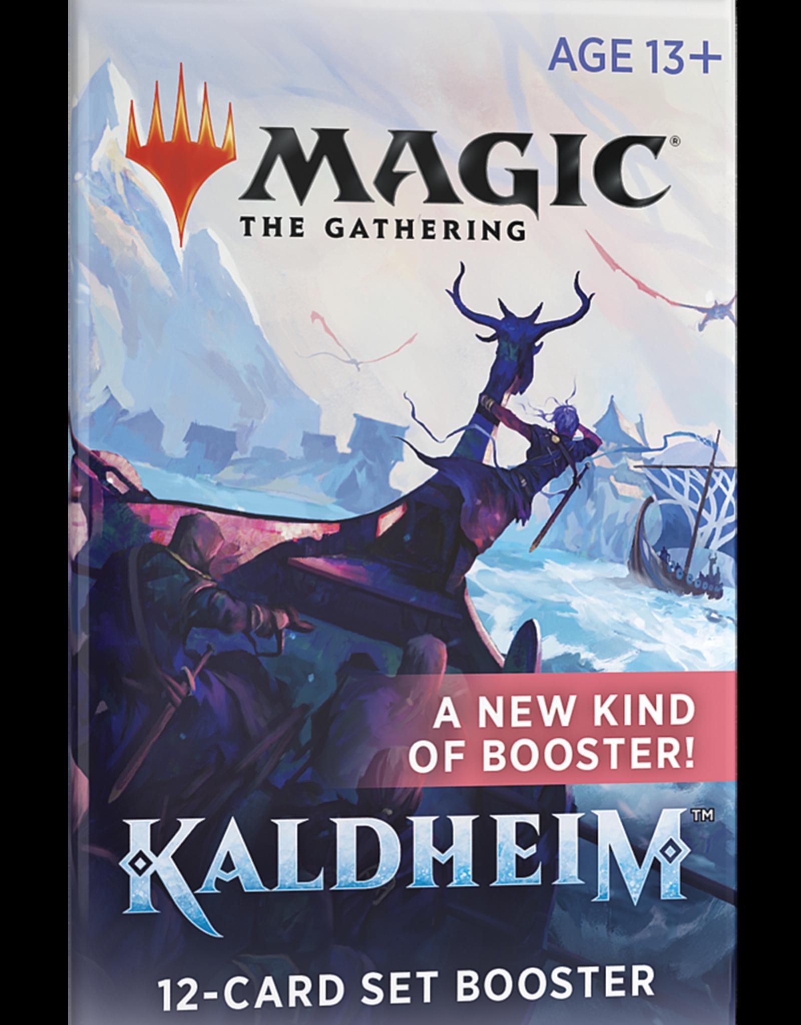 Wizards of the Coast Kaldheim Set Booster