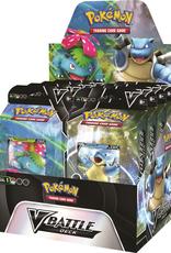 Pokemon Battle Decks Venusaur vs Blastoise