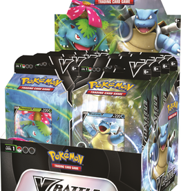 Pokemon Battle Decks Venusaur vs Blastoise
