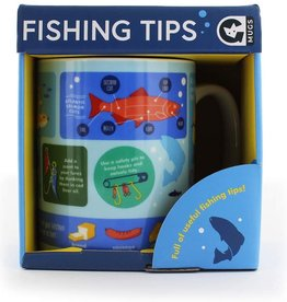 Ginger Fox Fishing Mug
