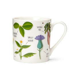 Ginger Fox Rude Plants Mug