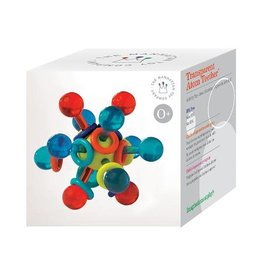 Manhattan Toy Transparent Atom Teether (Boxed)