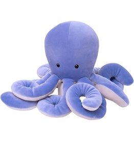 Manhattan Toy Velveteen Sourpuss Octopus