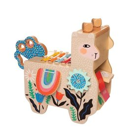 Manhattan Toy Musical Lili Llama