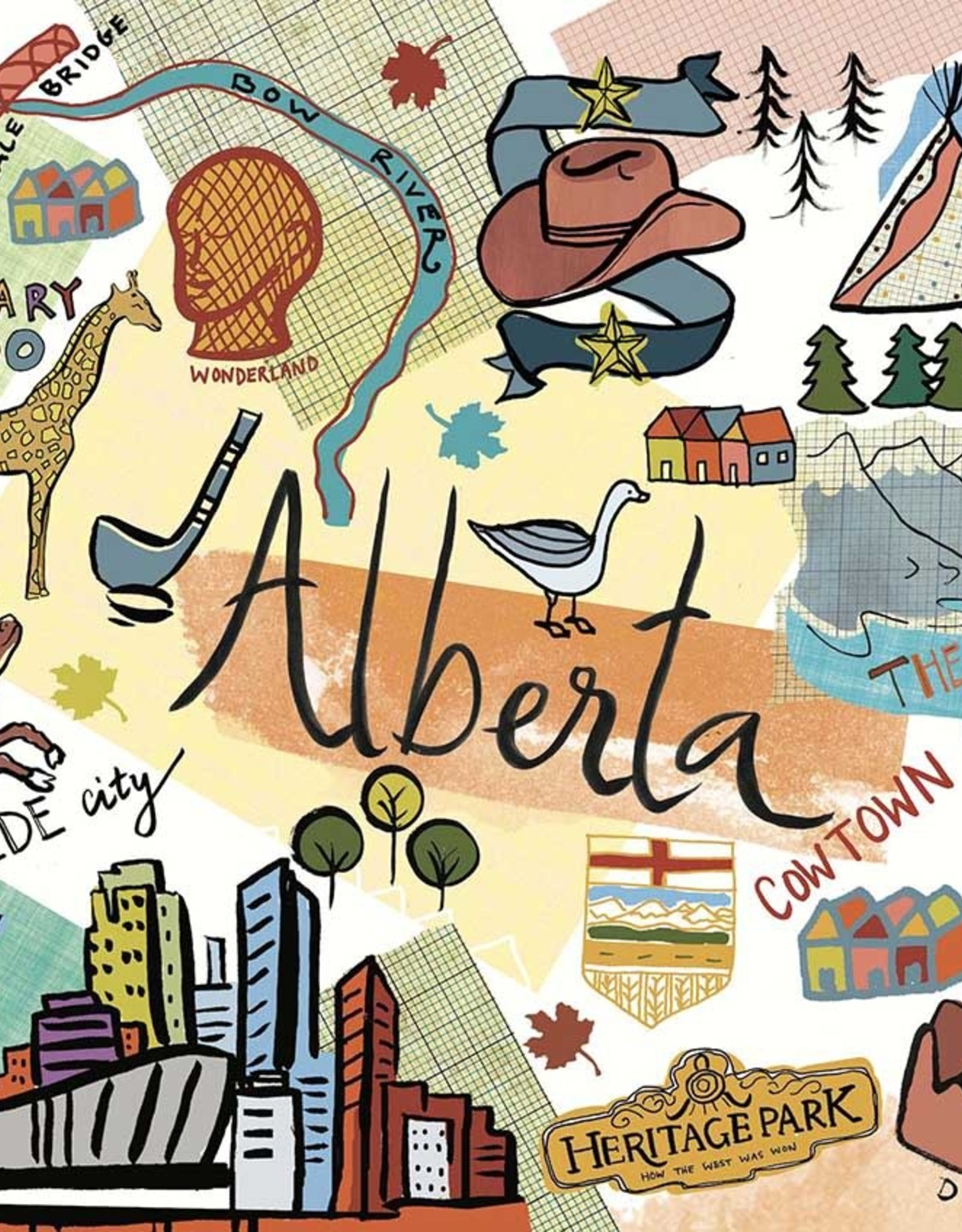 Trefl Farida Alberta 1000pc