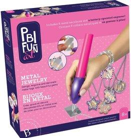 PBI Fun art METAL JEWELRY