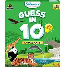 Skillmatics GUESS IN 10: ANIMAL PLANET