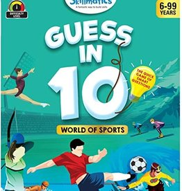 Skillmatics GUESS IN 10: WORLD OF SPORTS (EN)