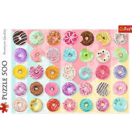 Trefl Doughnuts 500pc