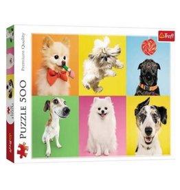 Trefl Dogs 500pc