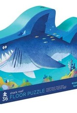 Crocodile Creek 36-PC PUZZLE/SHARK REEF