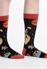 Sock It To Me MEN'S CREW: A SOCK ODYSSEY
