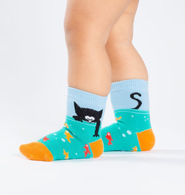 Sock It To Me TODDLER CREW: GONE FISHIN'