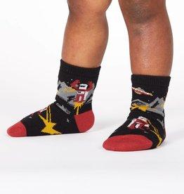 Sock It To Me TODDLER CREW: ZAP! ZAP!