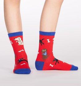 Sock It To Me JUNIOR CREW: KID'S BEST FRIEND