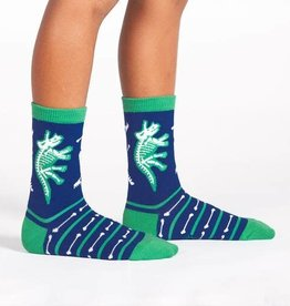 Sock It To Me JUNIOR CREW: ARCH-EOLOGY