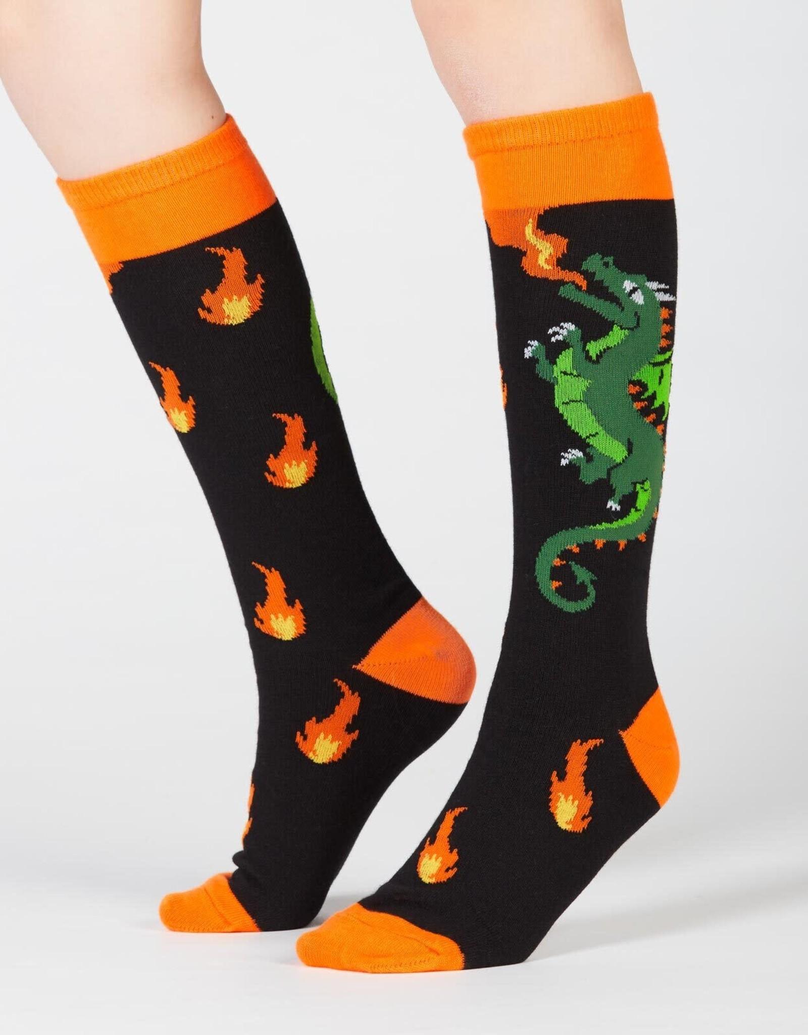 Sock It To Me JUNIOR KNEE: SPITFIRE