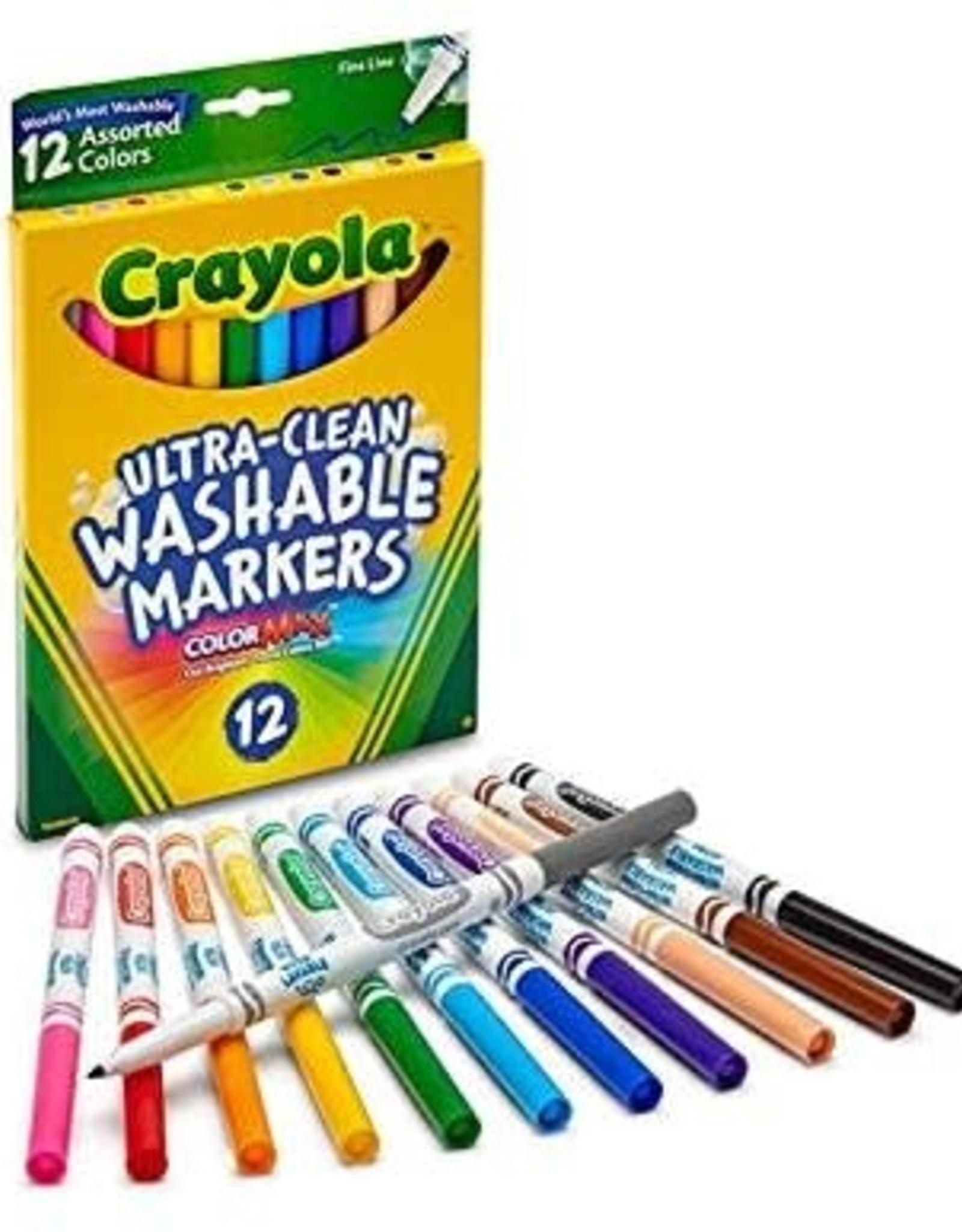 Crayola Crayola Washable Marker Set (12)