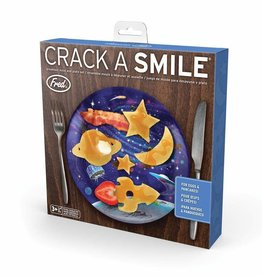 Fred & Friends CRACK A SMILE - BFAST SET-SPACE