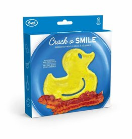 Fred & Friends CRACK A SMILE - DUCK BFAST MOLD