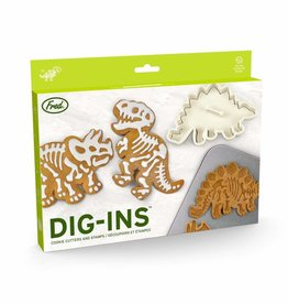 Fred & Friends DIG INS - COOKIE CUTTERS-3